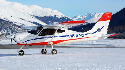 HB-KMG - Tecnam P2008JC - Flugsportgruppe Zürcher Oberland