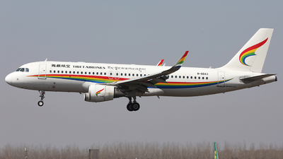 B-8843 - Airbus A320-214 - Tibet Airlines