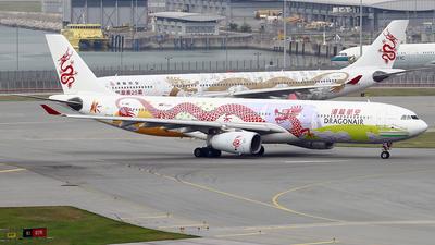 B-HWG - Airbus A330-343 - Dragonair