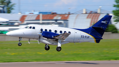 ES-PJF - British Aerospace Jetstream 32EP - Avies Air Company