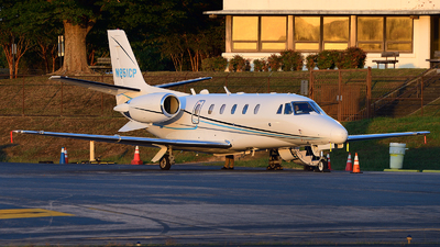 N851CP - Cessna 560XL Citation Excel - Private