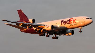 N307FE - McDonnell Douglas MD-10-30(F) - FedEx