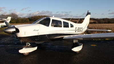 G-BSCS - Piper PA-28-181 Archer II - Private