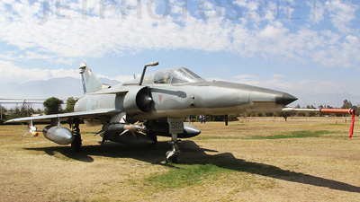 503 - Dassault Mirage 50 Pantera - Chile - Air Force