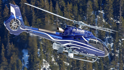 F-HAMM - Eurocopter EC 130T2 - Jet Systems Hélicoptères Service