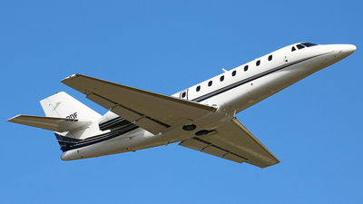 N889DF - Cessna 680 Citation Sovereign - Private