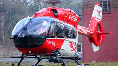 D-HDSH - Eurocopter EC 145T2 - Deutsche Rettungsflugwacht (DRF)