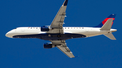 A picture of N273SY - Embraer E175LR - Delta Air Lines - © Jeremy D. Dando