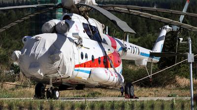 B-707W - Mil Mi-171C - Qingdao Helicopters