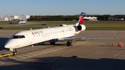 N391CA - Bombardier CRJ-701ER - Delta Connection (Endeavor Air)