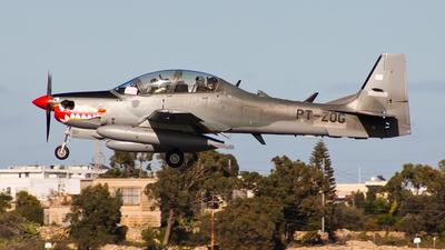 PT-ZOG - Embraer EMB-314 Super Tucano - Embraer