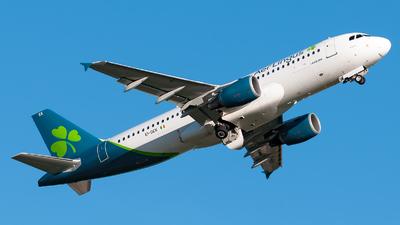 EI-DEK - Airbus A320-214 - Aer Lingus