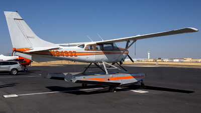 N9493Z - Cessna TU206G Turbo Stationair - Private