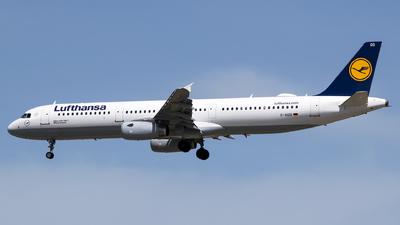 D-AIDD - Airbus A321-231 - Lufthansa