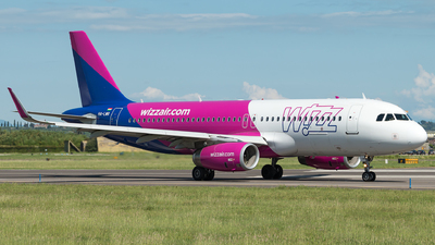 HA-LWR - Airbus A320-232 - Wizz Air