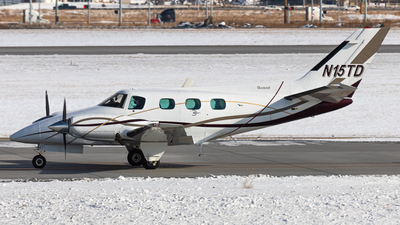 N15TD - Beechcraft A60 Duke - Private