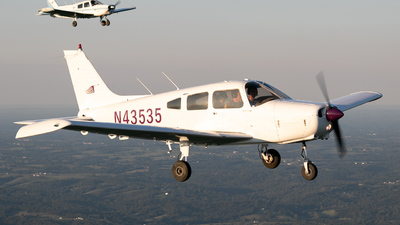 N43535 - Piper PA-28-151 Cherokee Warrior - Private