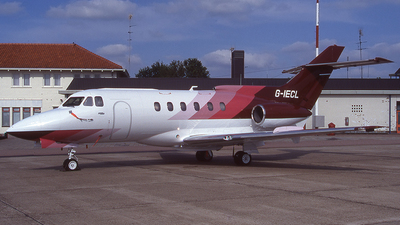 G-IECL - Hawker Siddeley HS-125-700B - Private