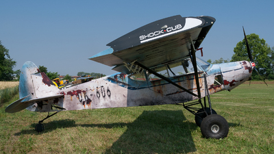 OK-606 - Zlin Shock Cub - Private