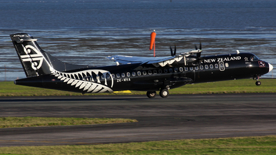 ZK-MVA - ATR 72-212A(600) - Air New Zealand Link (Mount Cook Airline)