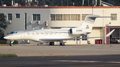 B-606E - Gulfstream G650ER - Private