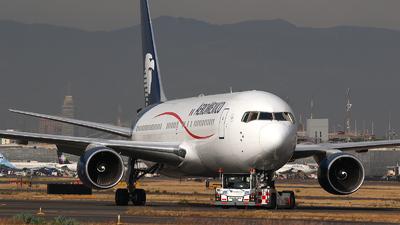 A picture of XAFRJ - Boeing 767283(ER) - [24728] - © Iván Cabrero