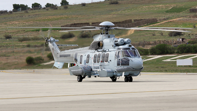 F-WJXB - Airbus Helicopters H225M - Tanzania - Air Force