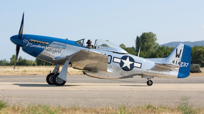 F-AZXS - North American P-51D Mustang - Private