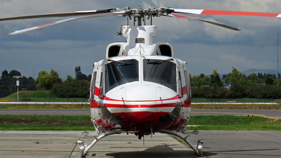 HK-4514 - Bell 412EP - Helicol Colombia