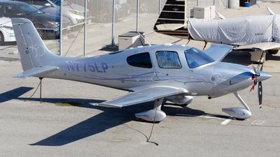 N775LP - Cirrus SR22 - Private