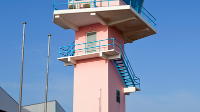 TNCB - Airport - Control Tower