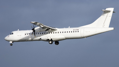 A picture of EIFSK - ATR 72600 - Stobart Air - © Arek Sieracki