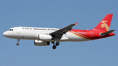 B-6690 - Airbus A320-232 - Shenzhen Airlines
