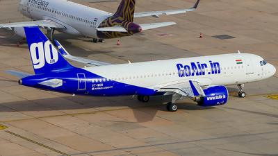 VT-WGN - Airbus A320-271N - Go Air