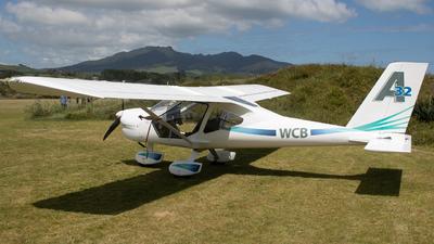 A picture of ZKWCB - Aeroprakt A32 Vixen - [10] - © Jordan Elvy
