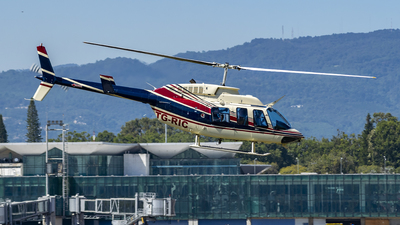 TG-RIC - Bell 206L-4 Long Ranger IV - Private