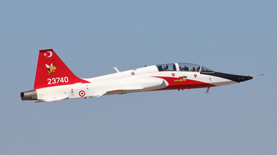 62-3740 - Northrop T-38M Talon - Turkey - Air Force