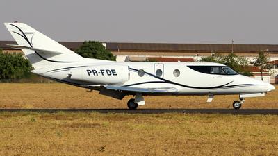 PR-FDE - Dassault Falcon 10 - Private