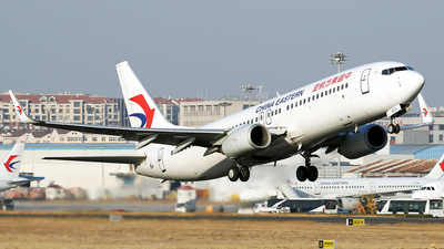 A picture of B5530 - Boeing 73789P - China Eastern Airlines - © lihutao