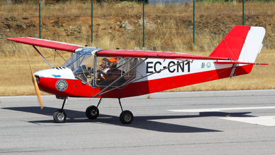 EC-CN1 - Rans S-6ES Coyote II - Private