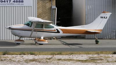 VH-KJI - Cessna 182Q Skylane II - Private