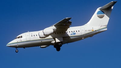 EC-GEO - British Aerospace BAe 146-100 - PauknAir