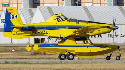 EC-MZL - Air Tractor AT-802A Fire Boss - Faasa Aviación