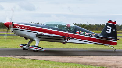 3 - Extra 300L - Chile - Air Force