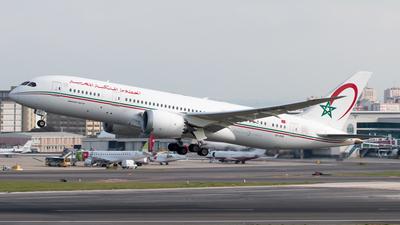 CN-RGB - Boeing 787-8 Dreamliner - Royal Air Maroc (RAM)