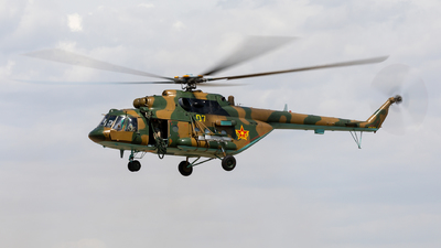 07 - Mil Mi-17V5 Hip H - Kazakhstan - Air Force