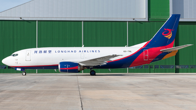 OO-TNL - Boeing 737-34S(BDSF) - Longhao Airlines