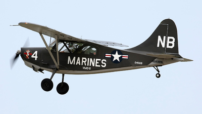 N3232S - Stinson L-5 Sentinel - Private