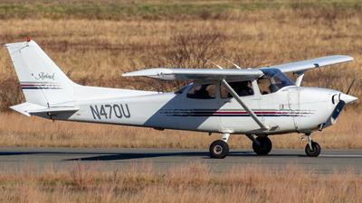 N470U - Cessna 172R Skyhawk II - New Horizon Aviation