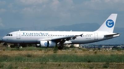 EI-TLE - Airbus A320-231 - TransAer